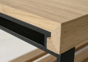 Gekko design oak coffee table
