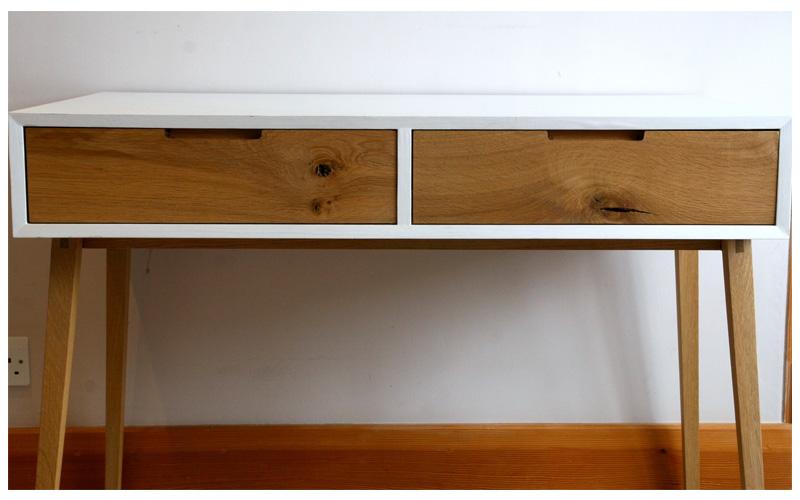 Gekko design desk oak