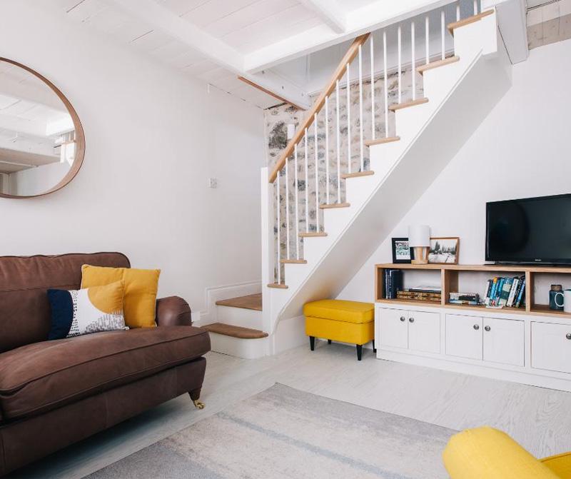 Digey refurbishment stair case