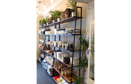 Port of Call shelving unit