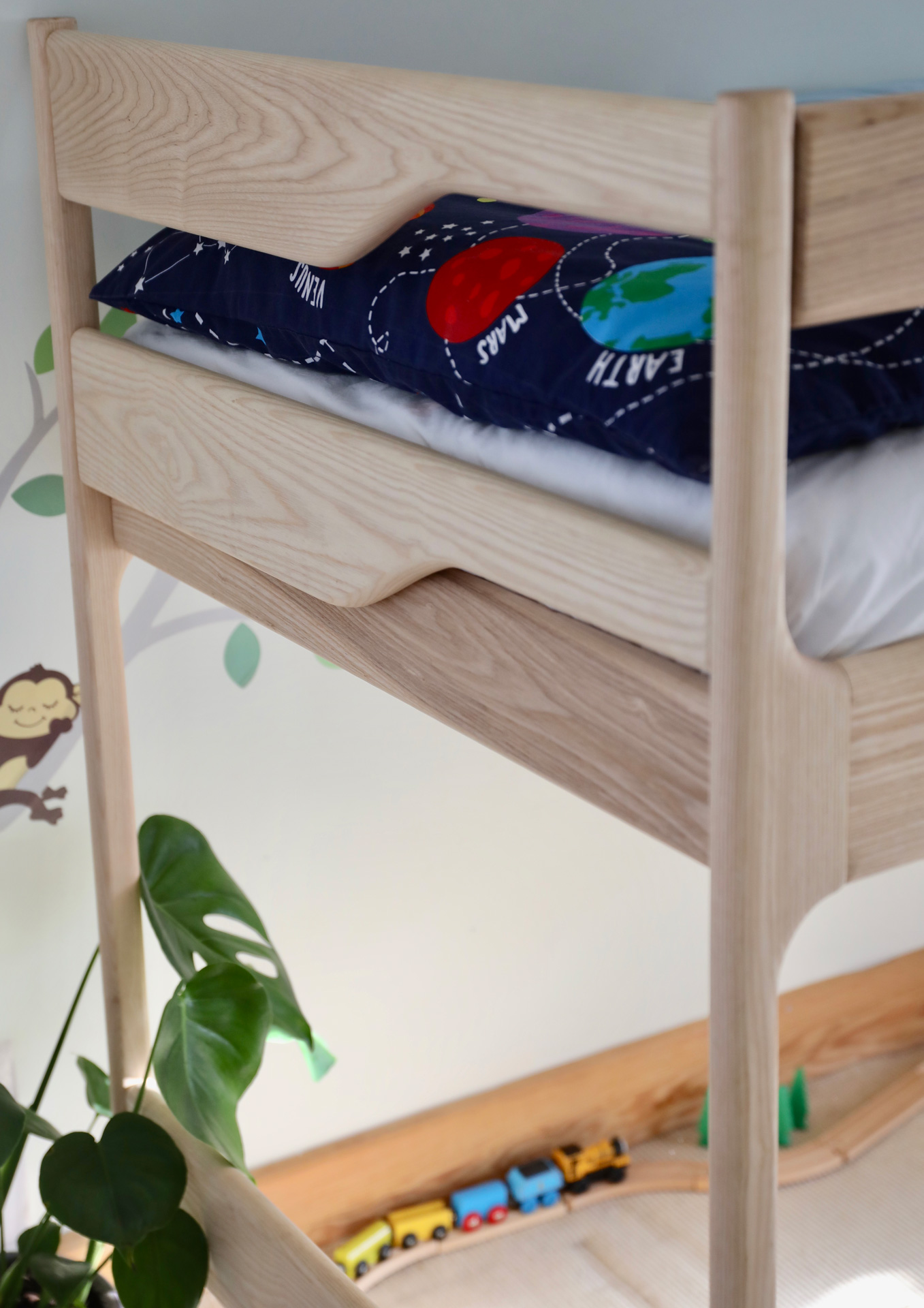 Bunkbed end