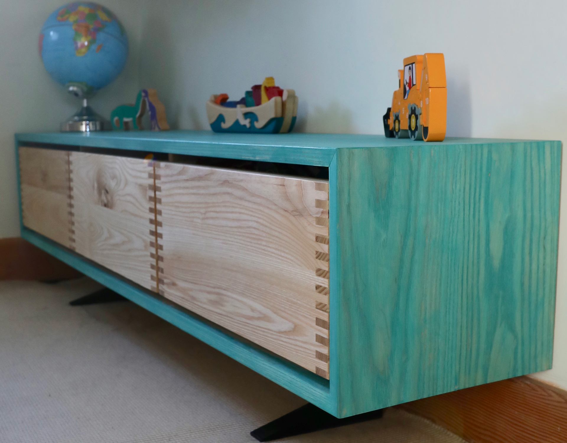 Drawer Unit side view