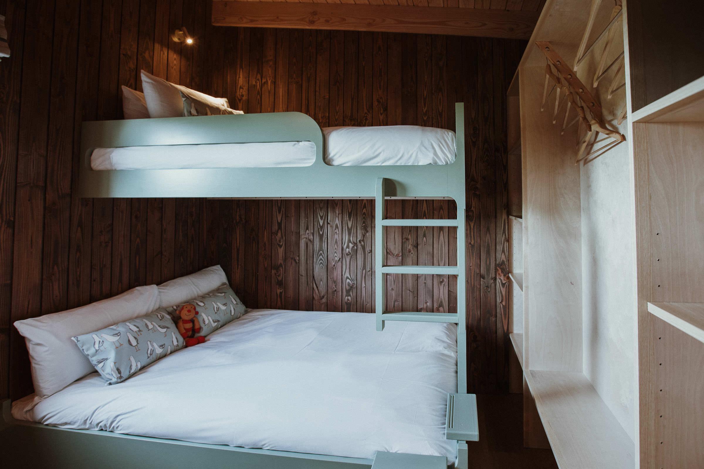 Gekko Design Hellesveor Cabin Bunkbeds