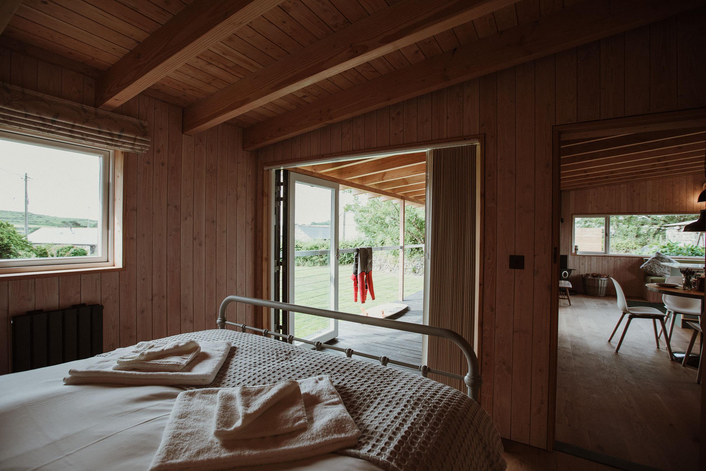 Gekko Design Hellesveor Cabin bedroom