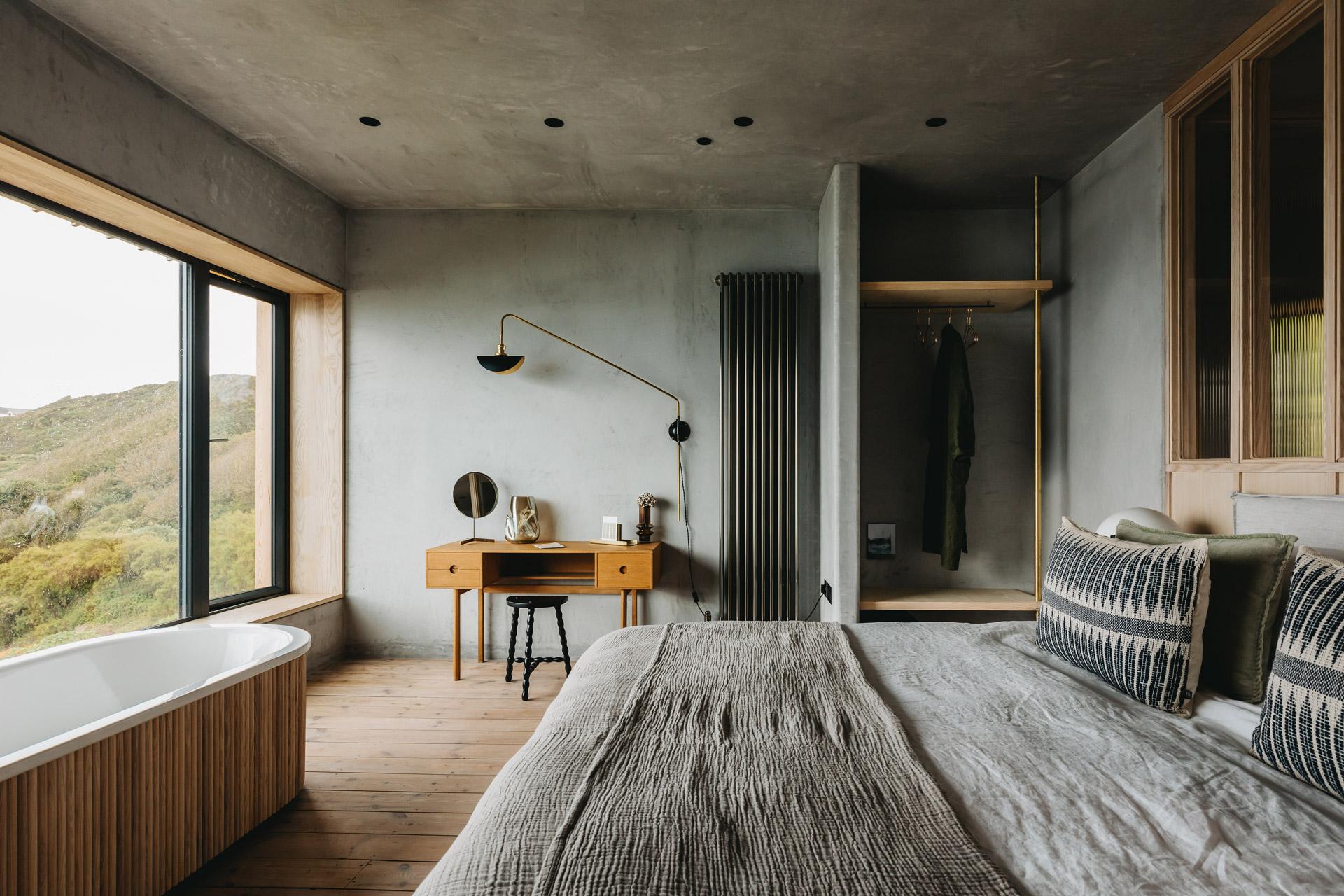 Ukiyo House Refurb Bedroom