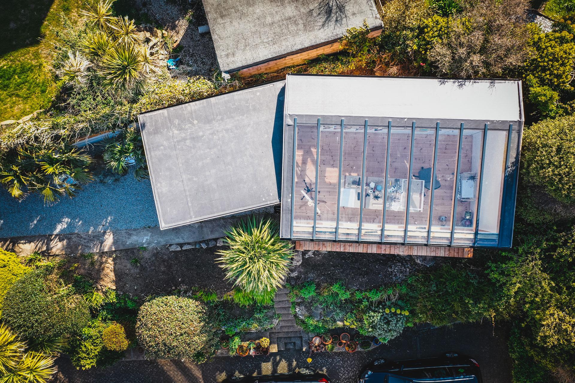 Gekko Artist Studio Aerial