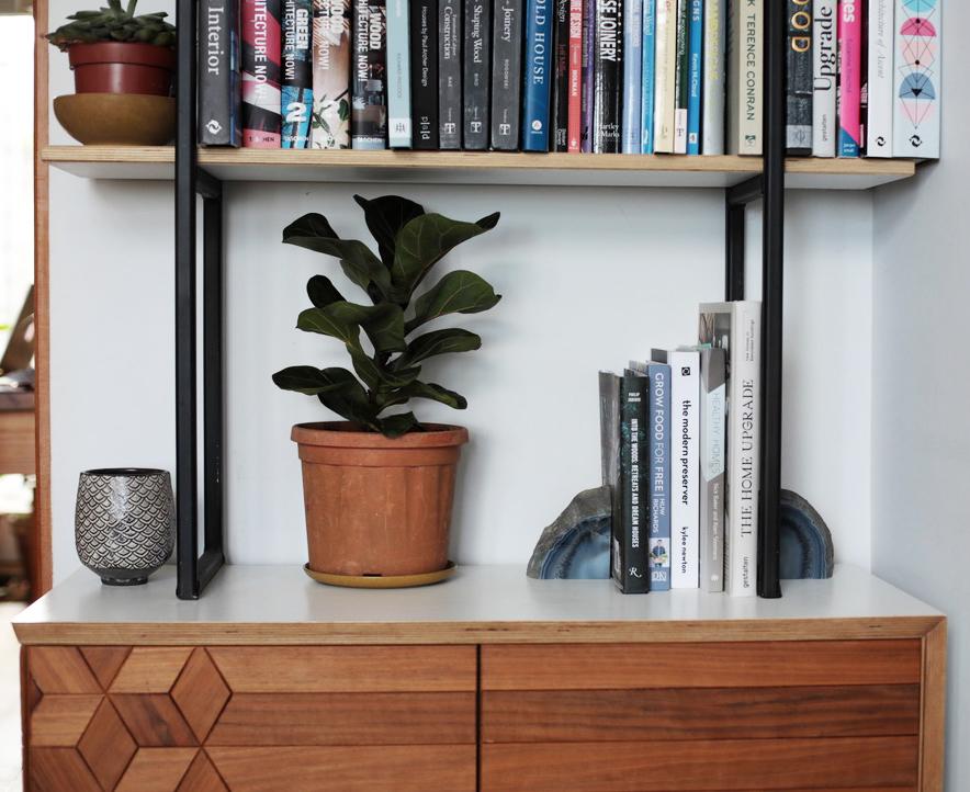 Gekko Designs Walnut_bookcase_front