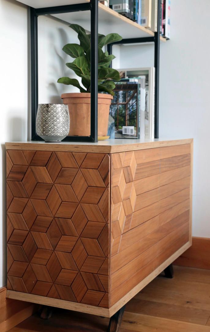 Gekko Designs Walnut_bookcase_side